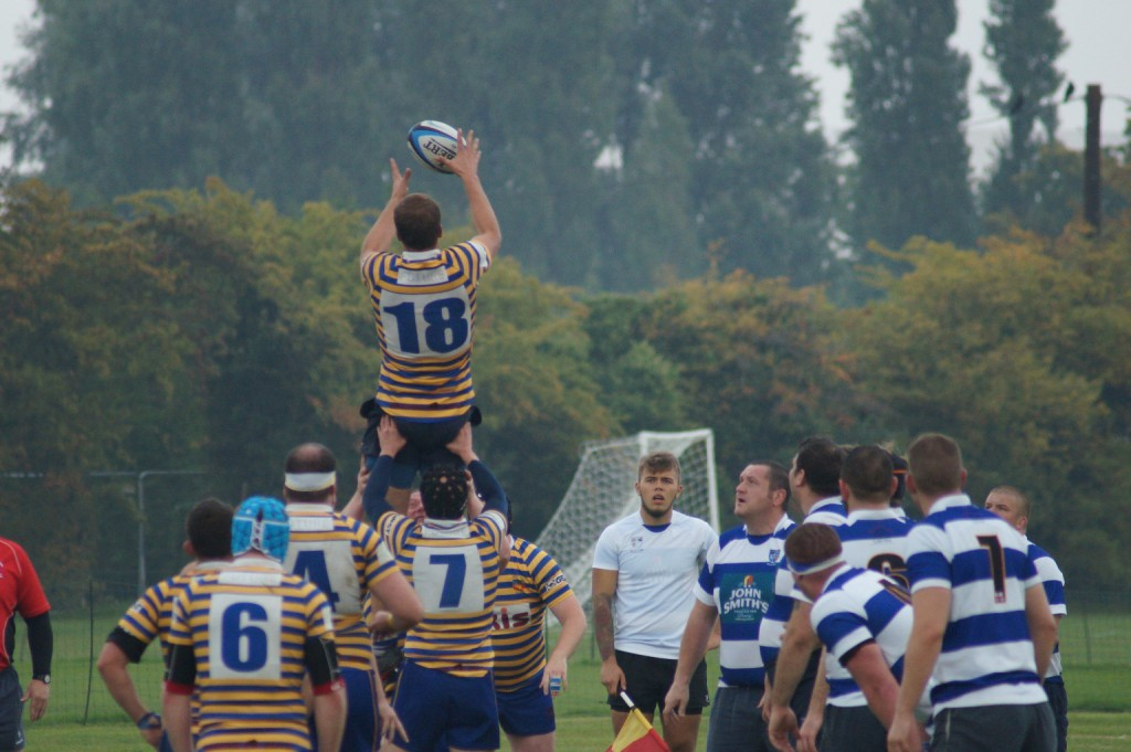 Footscray Rugby vs. Bexley (Home) - 3rd October 2015