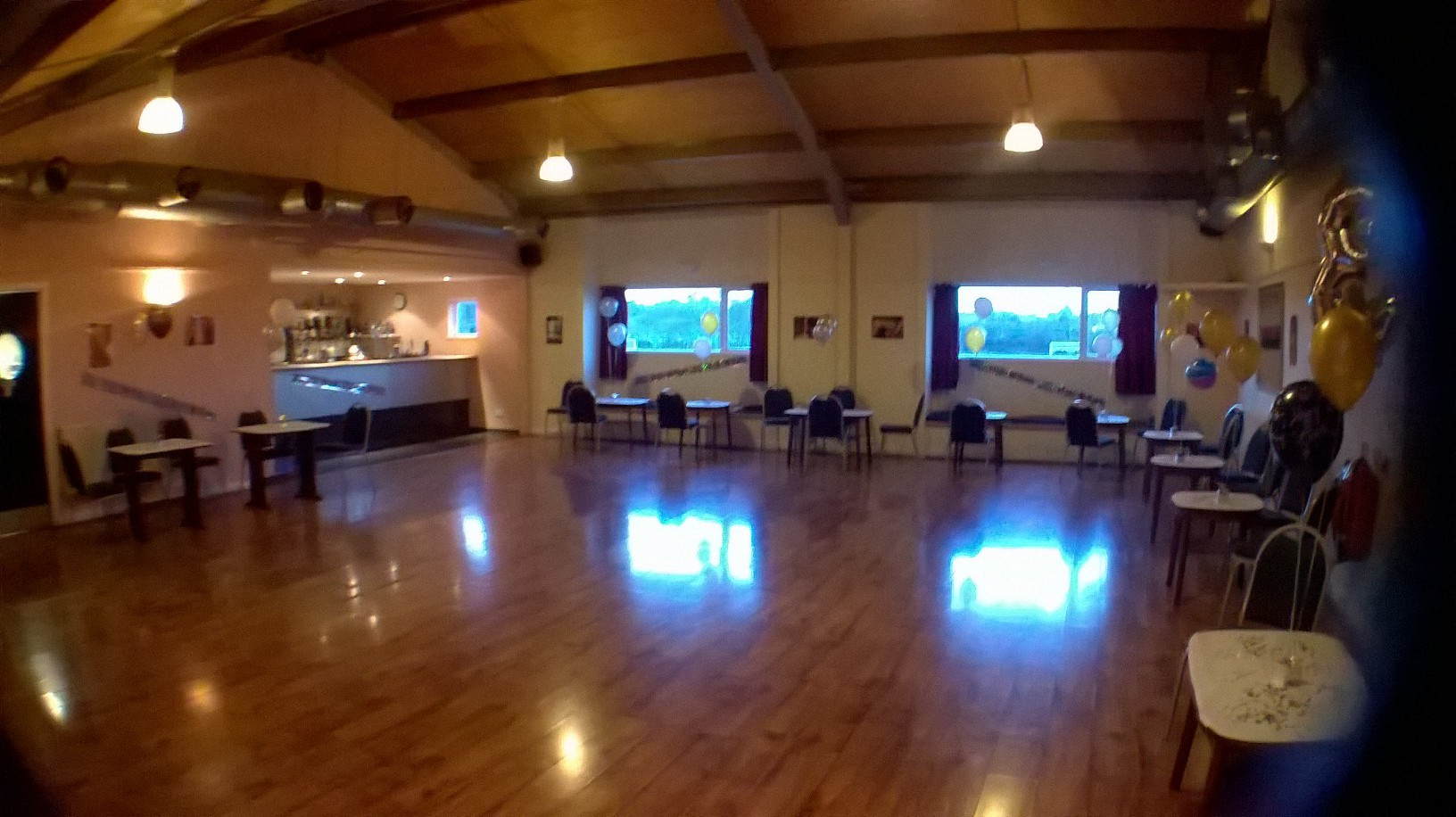 Function room foots cray rugby sports athletics club